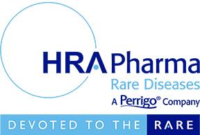 HRA Rare Diseases Logo